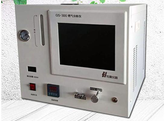 智能科技 天然气分析仪 自动化一体机